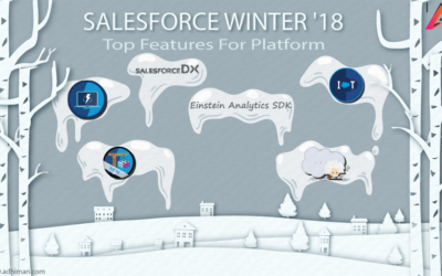 Salesforce Winter '18 Top Features For Platform