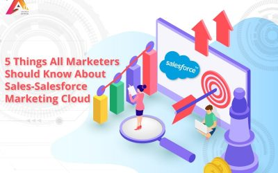5 Things You Should Know About Salesforce Marketing Cloud