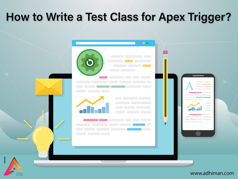 How to Write a Test Class for Apex Trigger?