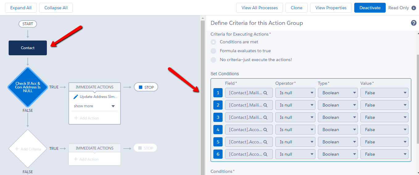Process Builder Vs Apex Triggers - Choosing Between